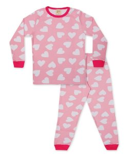 Pijama Longo Infantil em Suedine Pingo Lelê 75057
