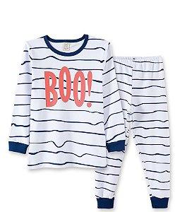 Pijama Longo Infantil em Suedine Pingo Lelê 86040
