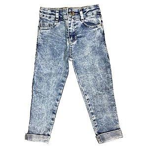Calça Jeans Infantil Feminina Mon Sucré 1610