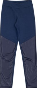 Legging Infantil Peluciada Azul 5374
