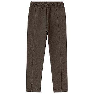 Legging Infantil Molicotton Marrom Kyly  206221