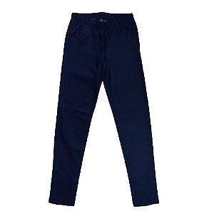 Calça Imita Jeans Pega Mania 23259 Azul Jeans
