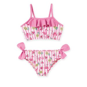 Biquini Infantil Flamingo Pingo Lelê com Proteção UV 50+ 360411