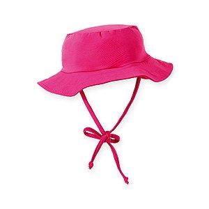 Chapéu c/ Proteção Solar FPS 50 Pink - Pingo Lelê 36048