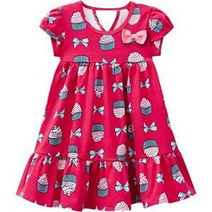Vestido Infantil Cupcake Kyly 109615
