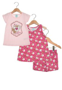 Pijama Infantil Brilha No Escuro Kyly 108181