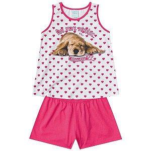 Pijama Regata Infantil Kyly 108962