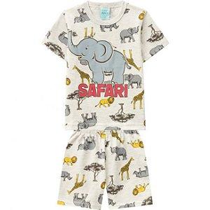 Pijama Verão Brilha no Escuro Kyly 109791