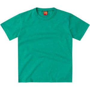 Camiseta Infantil Basica Verde Kyly 107628