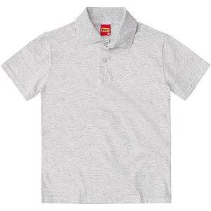 Camiseta Infantil Gola Polo Mescla Kyly 107631