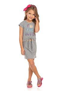 Vestido Infantil Serelepe 5597