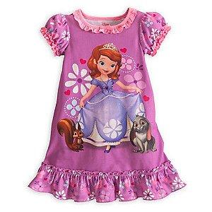 Camisola Infantil Disney Princesinha Sofia 003