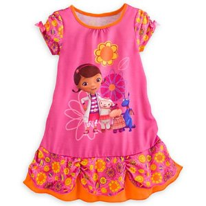 Camisola Infantil Disney Doutora Brinquedos 004