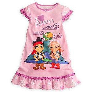 Camisola Infantil Disney Jake e os Piratas 009