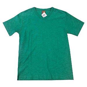 Camiseta Basica Lisa Verde Kyly 107630