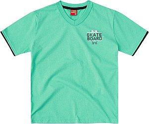 Camiseta Infantil Skate Kyly 108941