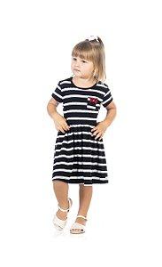 Vestido Infantil Pega Mania 52106