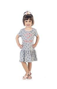 Vestido Infantil Pega Mania 52107