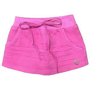 Saia/Short Jeans Rosa Mon Sucre 17014