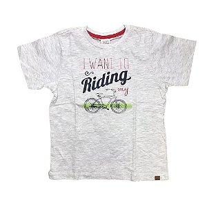 Camiseta Infantil Bicicleta Pega Mania 31544