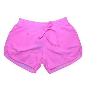 Short Fleece Pega Mania 82277 Rosa