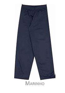 Calça Infantil em NBA Peluciado Azul Marinho Serelepe 4441