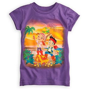 Camiseta Disney Jake e os Piratas 013