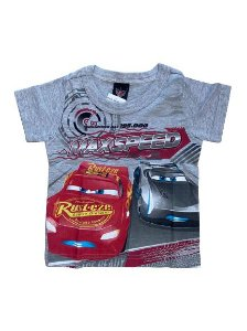 Camiseta Infantil Carros Malwee 32724
