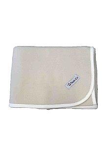 Manta em Soft  Creme Petit&Co 50901