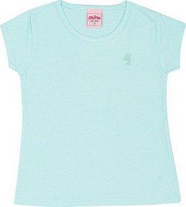 Blusa Infantil Lisa Serelepe 4629 Verde