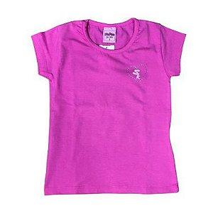 Blusa Infantil Lisa Serelepe 4629 Rosa