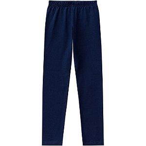 Legging Infantil Cotton Azul Kyly 2062188