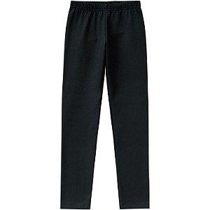 Legging Infantil Cotton Preta Kyly 2062188