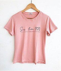 T-shirt Ser Leve