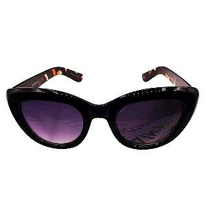 Óculos de Sol Nina (Preto c/ Tartaruga)