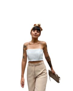 Cropped Lola - Off