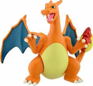 ACTION FIGURE MONCOLLÉ CHARIZARD