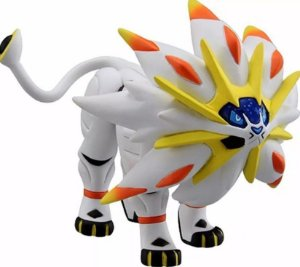 ACTION FIGURE MONCOLLÉ SOLGALEO