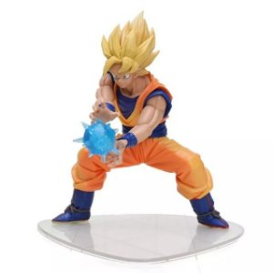 ACTION FIGURE DRAGON BALL GOKU SSJ