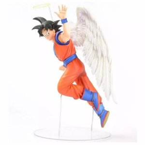 ACTION FIGURE DRAGON BALL GOKU ANJO