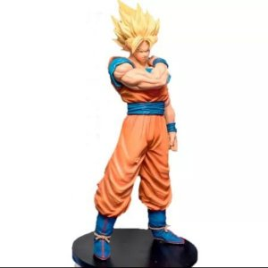 ACTION FIGURE DRAGON BALL GOKU SSJ V.2