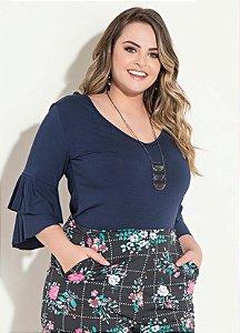 e7511dffbc54 Blusas - Moda Plus Size, Bolsas e Sapatos Femininos. Compre com ...