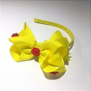 Tiara Amarela Bela