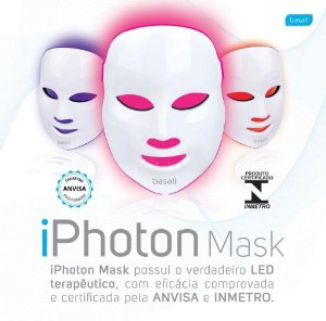 Máscara de LED - iPhoton Mask - Basall