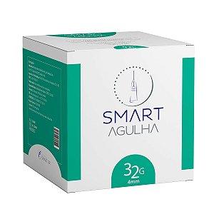 Smart Agulha para Toxina Botulínica 32Gx4mm Caixa (100un)