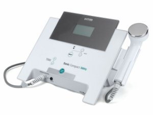 Novo Sonic Compact 1Mhz HTM - Aparelho de Ultrassom para Fisioterapia