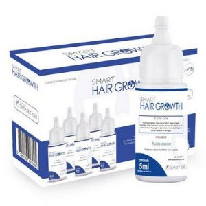 Smart Hair Growth - Terapia Capilar - 5 Monodoses de 5 mL - Smart GR