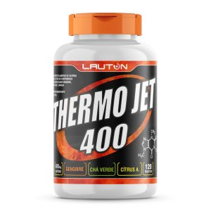 Thermo Jet - 120 Comprimidos - Lauton Nutrition