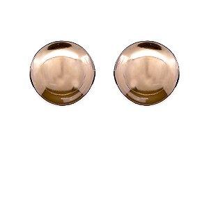 Brincos Semi Esferas