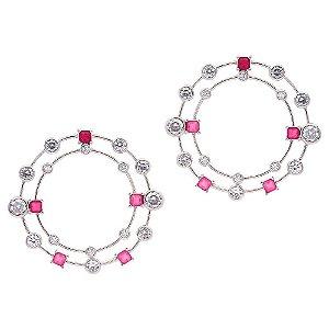 Brinco formato circular